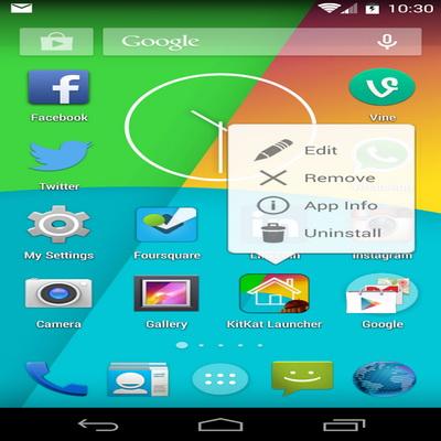 Daftar Launcher Theme Terbaik Gratis Mudah Android_J