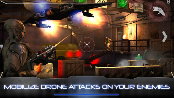 Download Aplikasi Resmi Gratis - Game Android Robocop_B