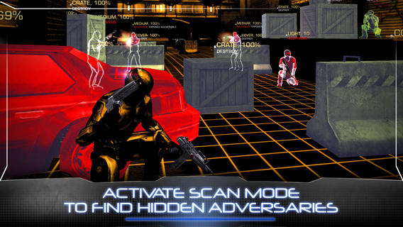 Download Aplikasi Resmi Gratis - Game Android Robocop_D