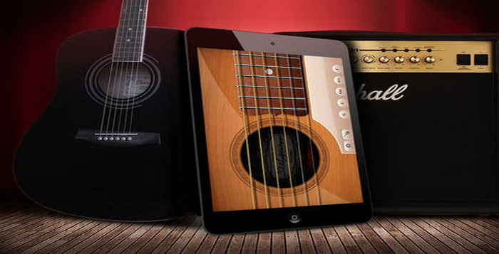 Lima Daftar Aplikasi Belajar Gitar Untuk iPhone Dan iPad