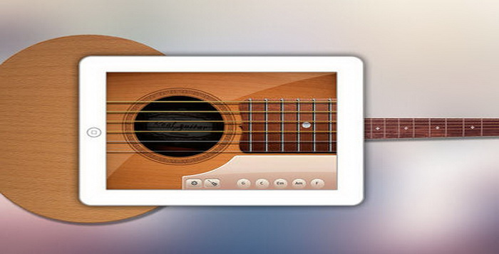 Lima Daftar Aplikasi Belajar Gitar Untuk iPhone Dan iPad_B