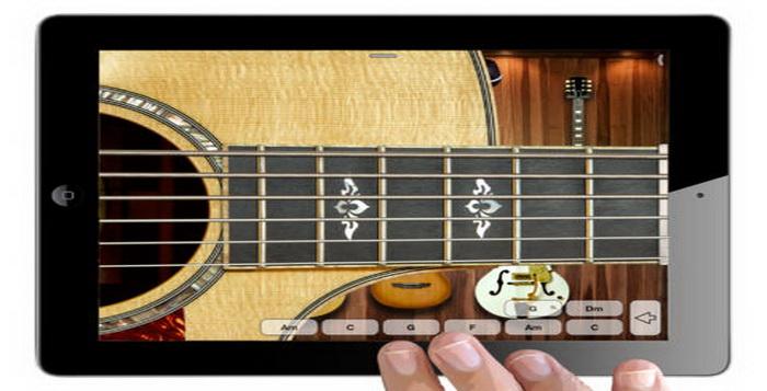 Lima Daftar Aplikasi Belajar Gitar Untuk iPhone Dan iPad_C
