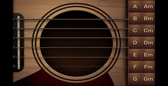 Lima Daftar Aplikasi Belajar Gitar Untuk iPhone Dan iPad_E