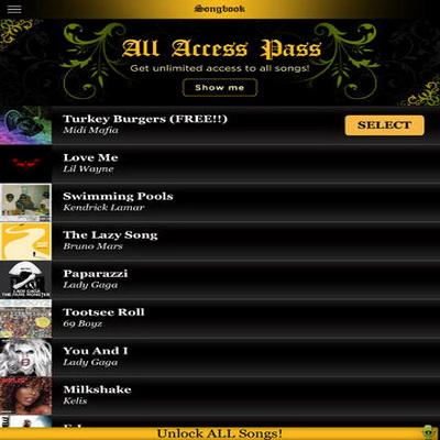 Membuat Musik Rap Dengan Aplikasi Musik AutoRap Gratis_A