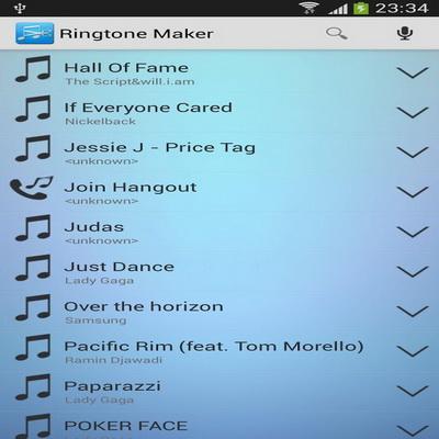 Membuat Ringtone Lagu Dengan Ringtone Maker Android_A