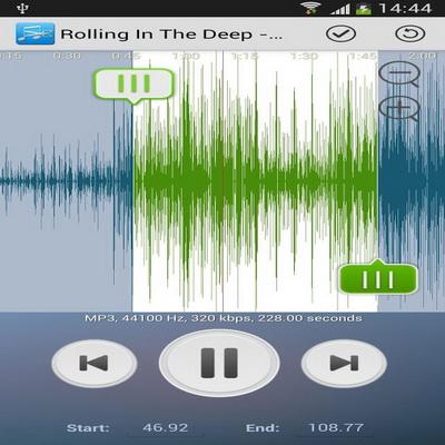 Membuat Ringtone Lagu Dengan Ringtone Maker Android_C