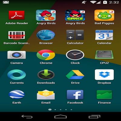 Membuat Tampilan Android KitKat Dengan Mudah Tanpa Root_D
