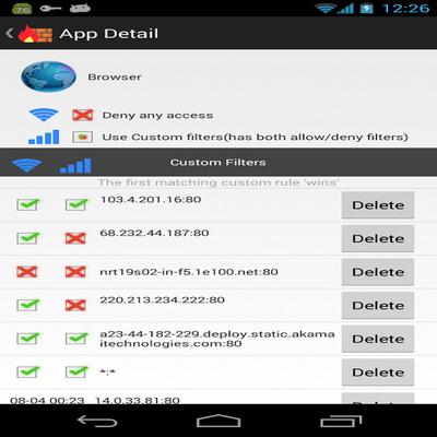 NOROOT Firewall - Membuat Firewall Pada Android Tanpa Root_B