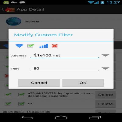 NOROOT Firewall - Membuat Firewall Pada Android Tanpa Root_C