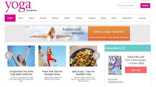 Website Online Gratis Untuk Belajar Senam Yoga_B