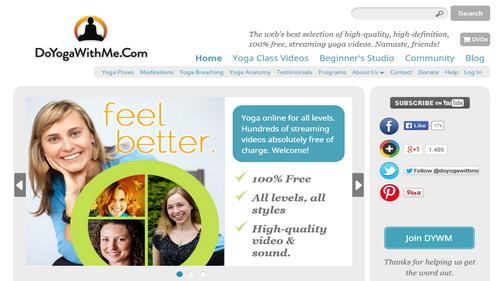 Website Online Gratis Untuk Belajar Senam Yoga_C