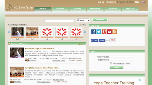 Website Online Gratis Untuk Belajar Senam Yoga_D