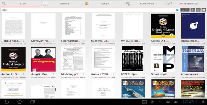 Daftar Aplikasi PDF Reader Android Untuk Membaca File PDF