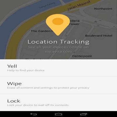 Deteksi Virus Dan Malware Dengan Aplikasi Avira Android Security_E