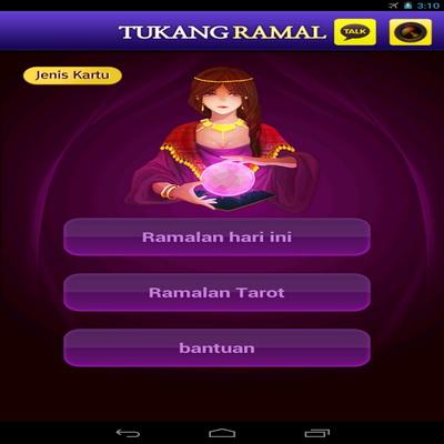 Meramal Nasib Horoskop Dengan Aplikasi Tukang Ramal Android_A