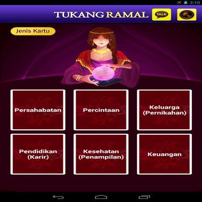 Meramal Nasib Horoskop Dengan Aplikasi Tukang Ramal Android_B