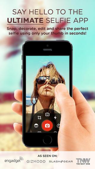 4 Aplikasi Kamera Selfie Terbaru Untuk iPhone_C