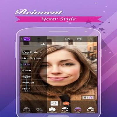 5 Aplikasi Kamera Selfie Terbaru Dan Gratis Untuk Android_E