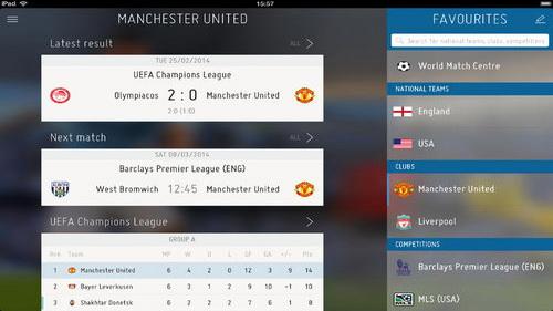 Android Dan Iphone Terbaru Skor Sepakbola Piala Dunia_A