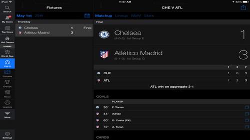 Android Dan Iphone Terbaru Skor Sepakbola Piala Dunia_B