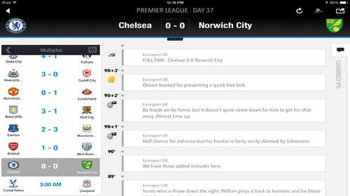 Android Dan Iphone Terbaru Skor Sepakbola Piala Dunia_E