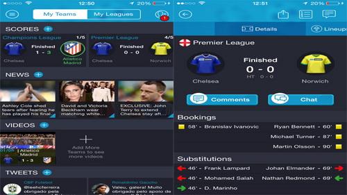 Android Dan Iphone Terbaru Skor Sepakbola Piala Dunia_H