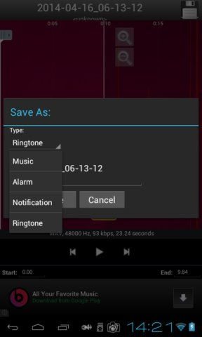 Download 5 Aplikasi Ringtone Maker Untuk Android_B