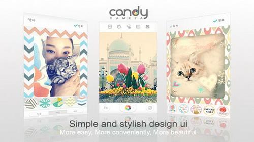 Membuat Foto Lebih Indah Dengan Candy Camera Android_E