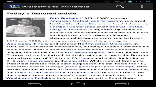 Tiga Aplikasi Gratis Wikipedia Android Terbaik_A