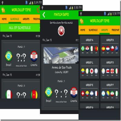 Aplikasi Android Melihat Live Score Sepakbola Piala Dunia 2014_D