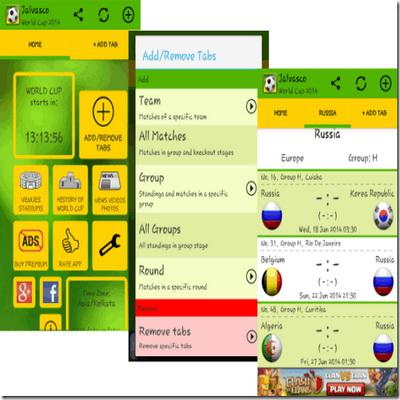 Aplikasi Android Melihat Live Score Sepakbola Piala Dunia 2014_F