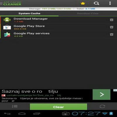 Aplikasi Cleaner Pembersih Cache Untuk Android Terbaru_B