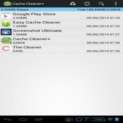 Aplikasi Cleaner Pembersih Cache Untuk Android Terbaru_E