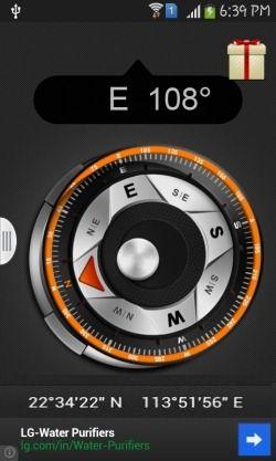 Aplikasi Kompas Penunjuk Arah Offline Gratis Untuk Android_A