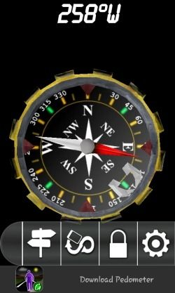 Aplikasi Kompas Penunjuk Arah Offline Gratis Untuk Android_B