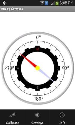 Aplikasi Kompas Penunjuk Arah Offline Gratis Untuk Android_E