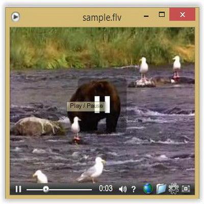 Daftar Player Video FLV Flash Player Gratis untuk Windows_D