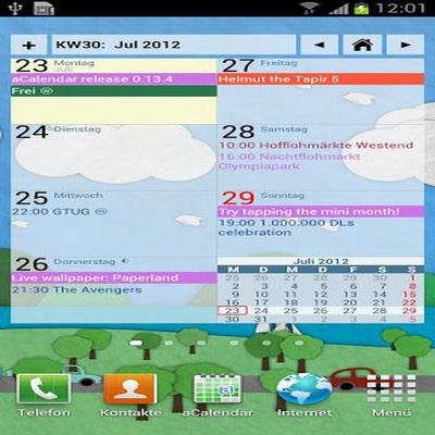Lima Aplikasi Kalender Terbaik Dan Gratis Untuk Android_D