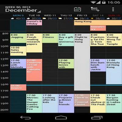Lima Aplikasi Kalender Terbaik Dan Gratis Untuk Android_E