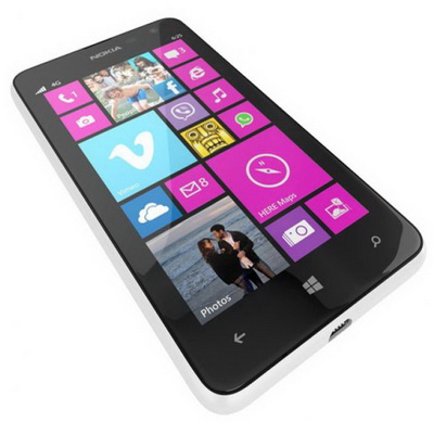 Review Spesifikasi Nokia Lumia 625 Windows Phone_E