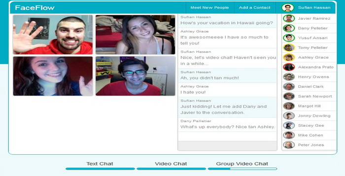 Website Video Chat Gratis Melakukan Video Chat Dengan Teman
