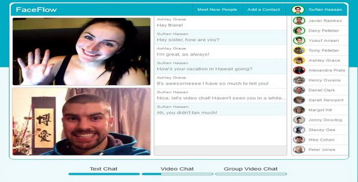 Website Video Chat Gratis Melakukan Video Chat Dengan Teman