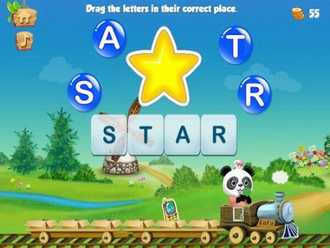 Aplikasi iOS Belajar Bahasa Inggris Gratis Untuk Anak Anak_C