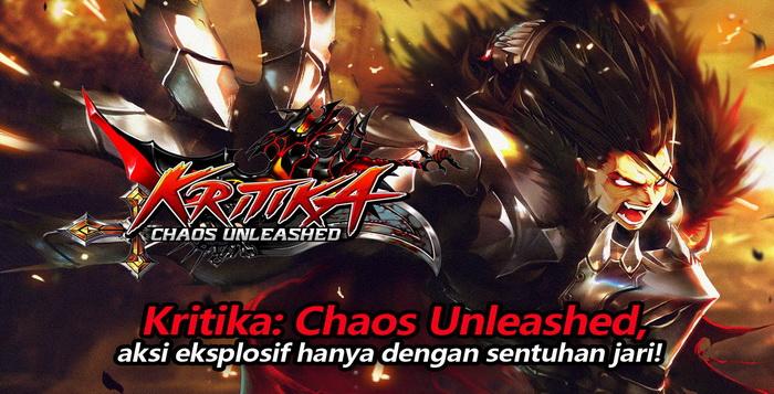 Download Game Terbaru RPG Kritika Chaos Unleashed