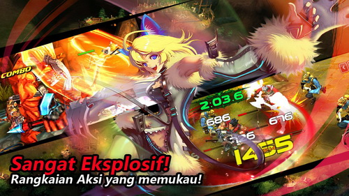 Download Game Aksi Terbaru RPG Kritika Chaos Unleashed_B