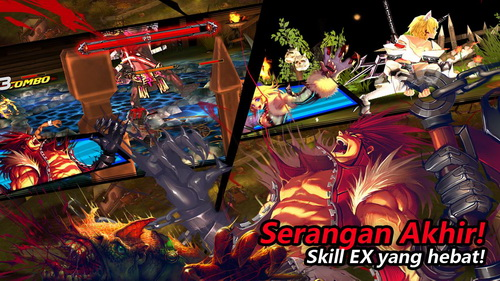 Download Game Aksi Terbaru RPG Kritika Chaos Unleashed_C