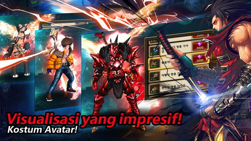 Download Game Aksi Terbaru RPG Kritika Chaos Unleashed_E