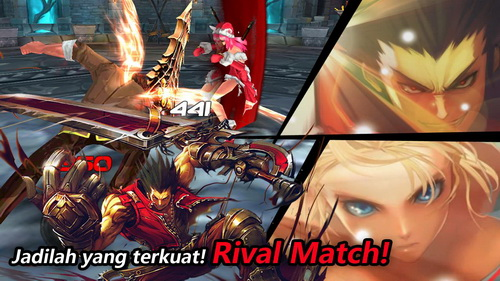 Download Game Aksi Terbaru RPG Kritika Chaos Unleashed_F