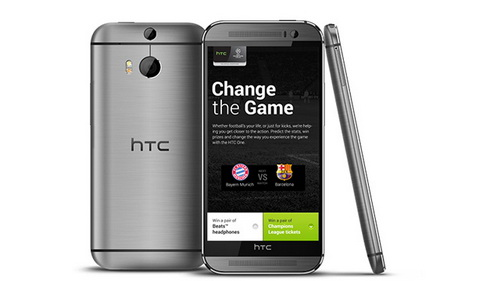 Review Spesifikasi Smartphone Android HTC One M8_D