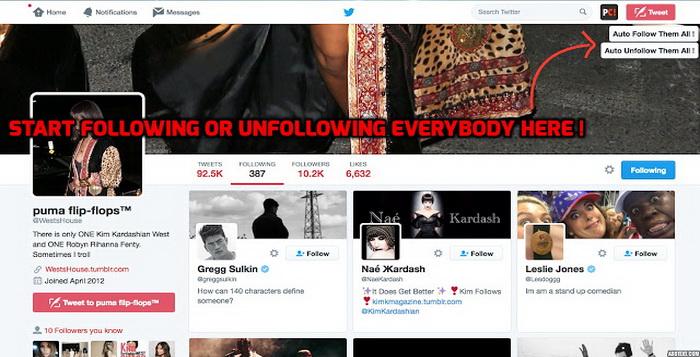 3 Ekstensi Chrome Untuk UnFollow Semua Followers Di Twitter